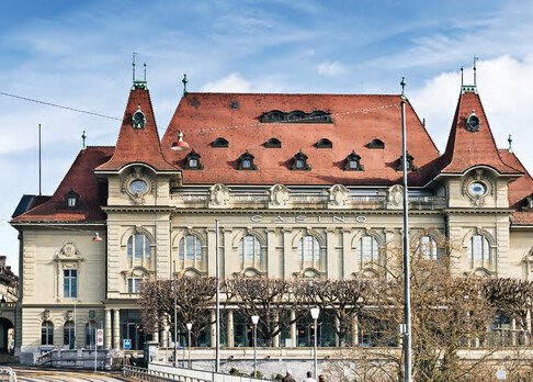 Casino Bern Konzerte